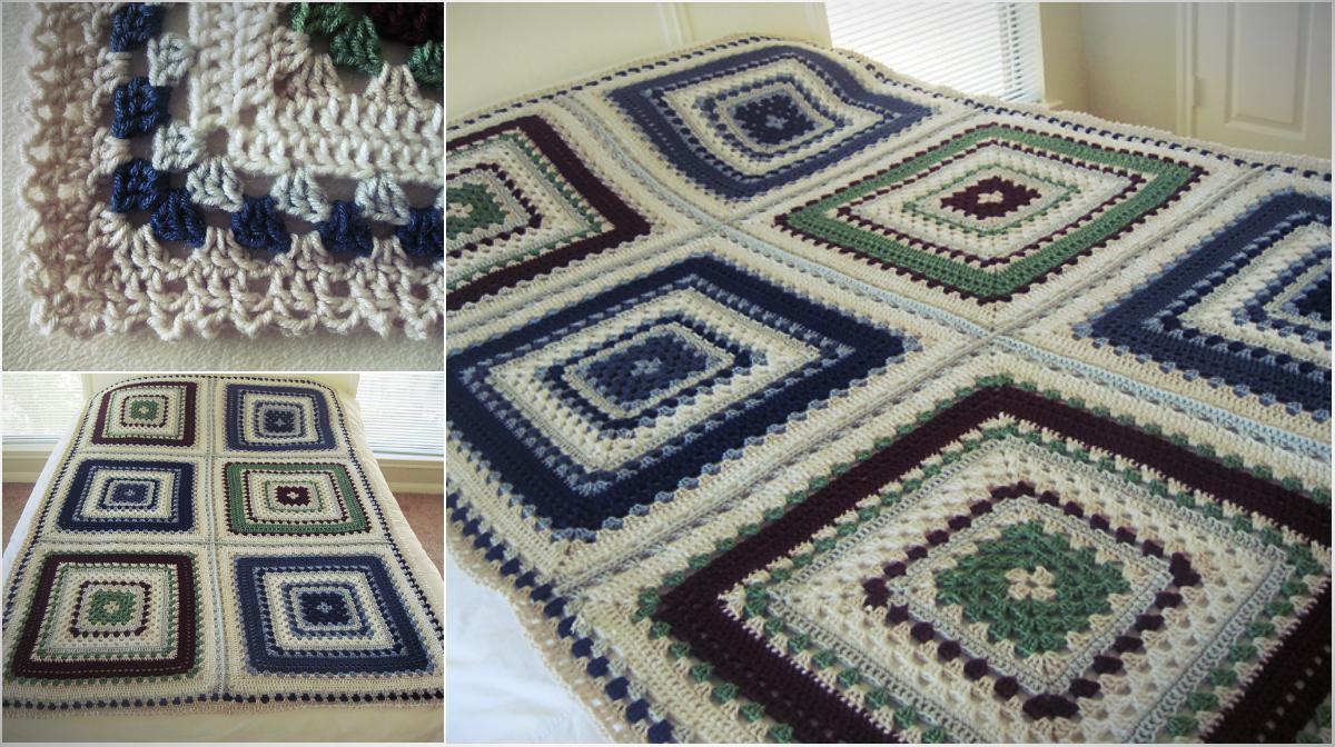 Crochet Afghan Free